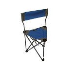TravelChair 1489V2 Ultimate Slacker 2.0 Portable Blue, Black, Green, or Red Collapsible Camping Stool