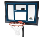 Lifetime Portable Basketball Hoop 1529 Shatter Guard Backboard System