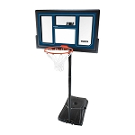 Lifetime 50-Inch Polycarbonate Portable Basketball Hoop (Model 1529)