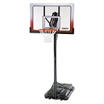 Lifetime 52-Inch Polycarbonate Portable Basketball Hoop (Model 1558)