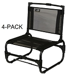 Larry TravelChair Folding Collapsible Stadium Camping Chair