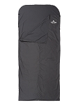 TETON Sports 179 Grey Polyester XL 87 In x 36 In Sleeping Bag Liner