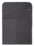 TETON Sports 180-C Grey Cotton Mammoth 91 x 58 Sleeping Bag Liner