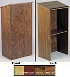 Oklahoma Sound 222 Full Floor Lectern / Presentation Stand