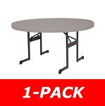 Lifetime Round Tables - 80125 Putty 60-inch Professional Tables
