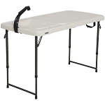 Lifetime 280560 4-Foot Fish Cleaning Folding Table