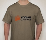 Kodiak Canvas T-Shirt