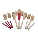 Triumph Sports 35-7072-2 Kubb Viking Chesss Outdoor Games