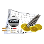 Triumph Sports 35-7136 Beach Volleyball Set