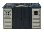 Apex Pro 40116 10.5 x 8 Shed with Foundation Kit