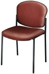 Ofm 404-Vam 4 Pack Vinyl Guest Reception Chairs Office Furniture