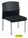 Ofm 410 (2 Pack) Europa Stack Chair