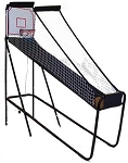 Spalding 4160 Single Shot Electronic Basketball Game Arcade Game