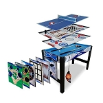 Triumph Sports 45-6793W 48-inch 13-in-1 Combo Game Table