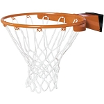 Lifetime Basketball Replacement Rim 5000 Breakaway Orange Slam-It Pro