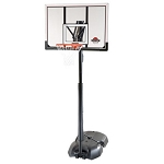 Lifetime 50-Inch Polycarbonate Portable Basketball Hoop (Model 51544)