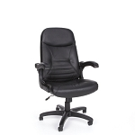 OFM MobileArm Executive Conference Leather Office Chair - 550-L