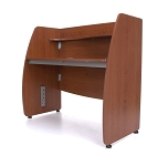 OFM Office Table - 55148 Modular Privacy Work Station - Computer Desk