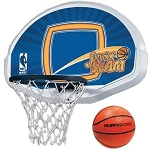 Spalding Huffy Basketball Hoop 56095 Youth Door Mount Basketball Goal