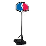Spalding 32-Inch Plastic Portable Basketball Hoop (Model 58651)