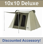 Kodiak Canvas Tent 6010 10x10 ft. Deluxe