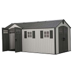 Lifetime Storage Shed 60213 17.5-ft x 8-ft Dual Entry Building