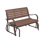Lifetime 60290 Glider Bench Patio Furniture