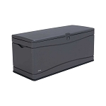 Lifetime 60298 Heavy-Duty Outdoor Deck Storage Box 130 Gallon