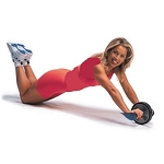 SO Denise Austin Exercise Fitness Torso Toner w/ Video