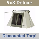 Kodiak Canvas Tents 6098 9 x 8 ft. Flex-bow