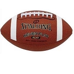 Composite Leather Football Spalding Never Flat Official Size Football