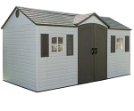 8 x 15 Lifetime Sheds