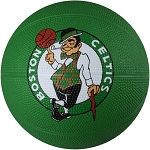 Spalding 65-536E Boston Celtics Mini NBA Team Basketball