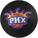 Spalding 65-976E Phoenix Suns NBA Team Mini Rubber Basketball