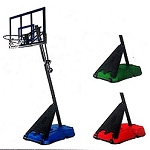 66XX4, 66XX7, 66X10 54 In Acrylic Portable Basketball Goal System