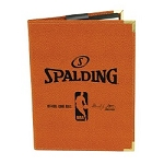 Spalding Basketball Pad Holder 67-805 5-inches x 7-inches Orange
