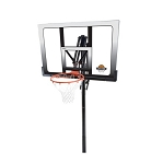 Lifetime In-Ground Basketball 71281 52 In Shatter Guard Backboard Hoop