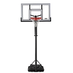 Lifetime 54-Inch Acrylic Portable Basketball Hoop (Model 71522)