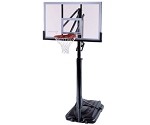 Lifetime Portable Basketball 71523 Shatter Guard 54 In Backboard Hoop