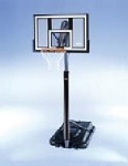 SO Lifetime 71553 Portable Xl Fusion Hoop Goal Basketball System