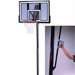 SO Lifetime 71793 48 In Acrylic In Ground Basketball Hoop Goal System