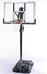 SO Lifetime Portable Basketball Hoop 71929 World Class System