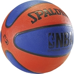 Spalding NBA Size Basketball 73-712E Cross Traxxion Rubber 29.5 Ball
