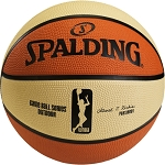 Spalding 711-688 WNBA Rubber 28.5-inch Size 6 Basketball
