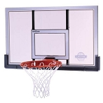 Lifetime Basketball Backboard Rim Combo 73729 48-in Polycarbonate Goal