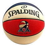 ABA OFFICIAL GAME BALL - Spalding 74248 Composite