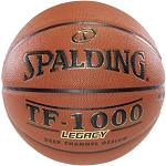Spalding TF-1000 Legacy 74-716E Basketball Size 7 29.5-inch