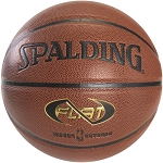 Spalding Never Flat Series Size 7 Basketball 74-764E