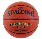 Spalding NEVERFLAT 29.5-inch Composite Basketball 74096E