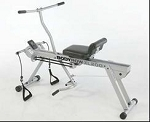 SO Suzanne Somers BodyRow XL 200 TM Exercise Machine Body Row